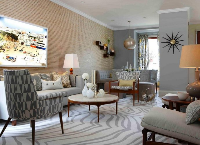 A Mission of Style Power in Home Decorating