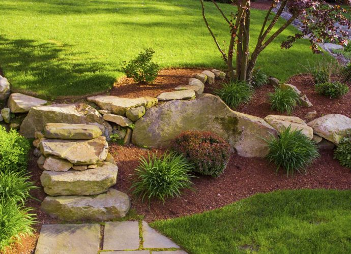 Brick Wall Ideas For Landscaping