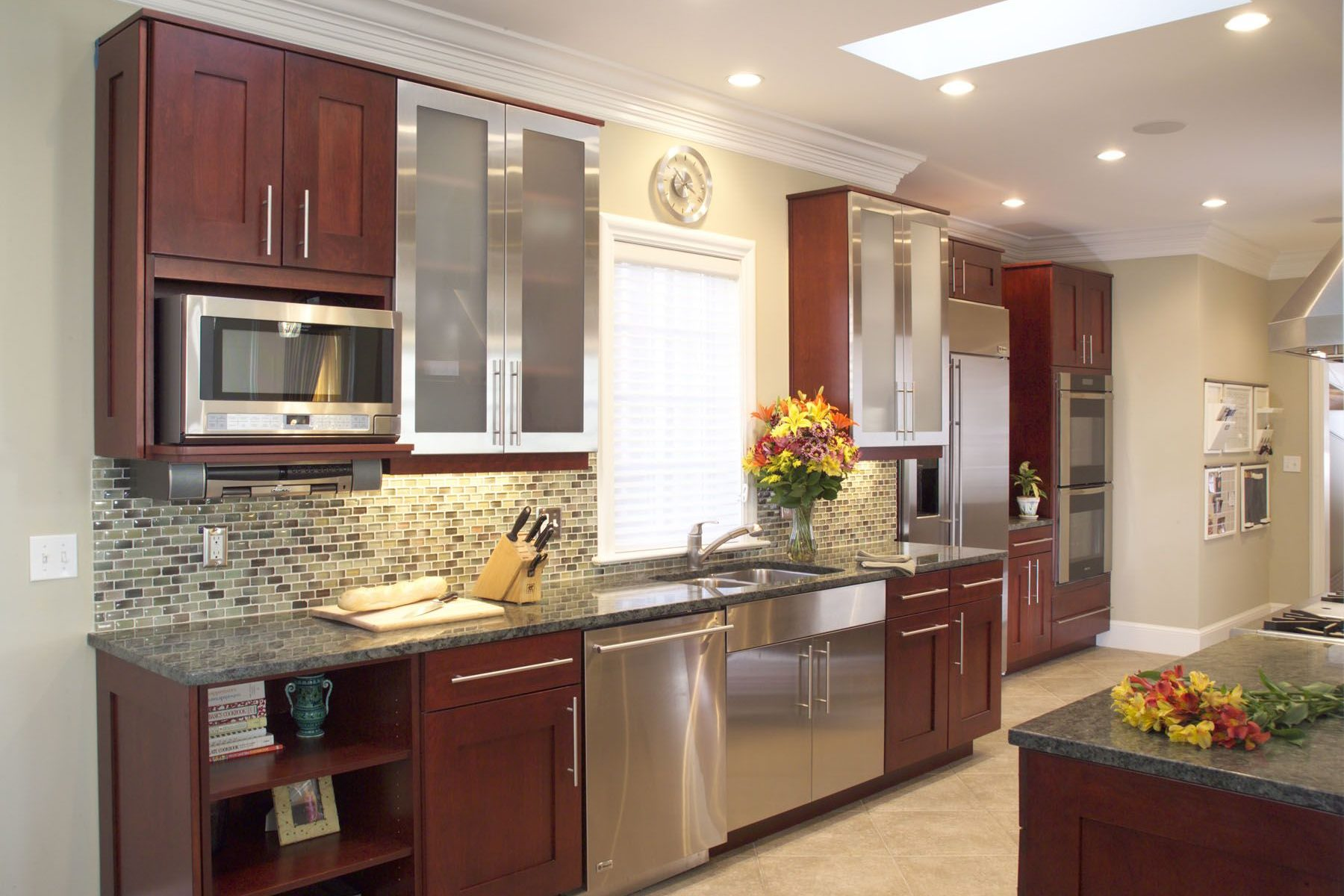 Custom Cabinet Designs from Wood-Mode - For Your Kitchen Makeover