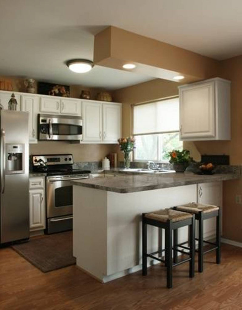 Kitchen Cabinets Practical Solutions