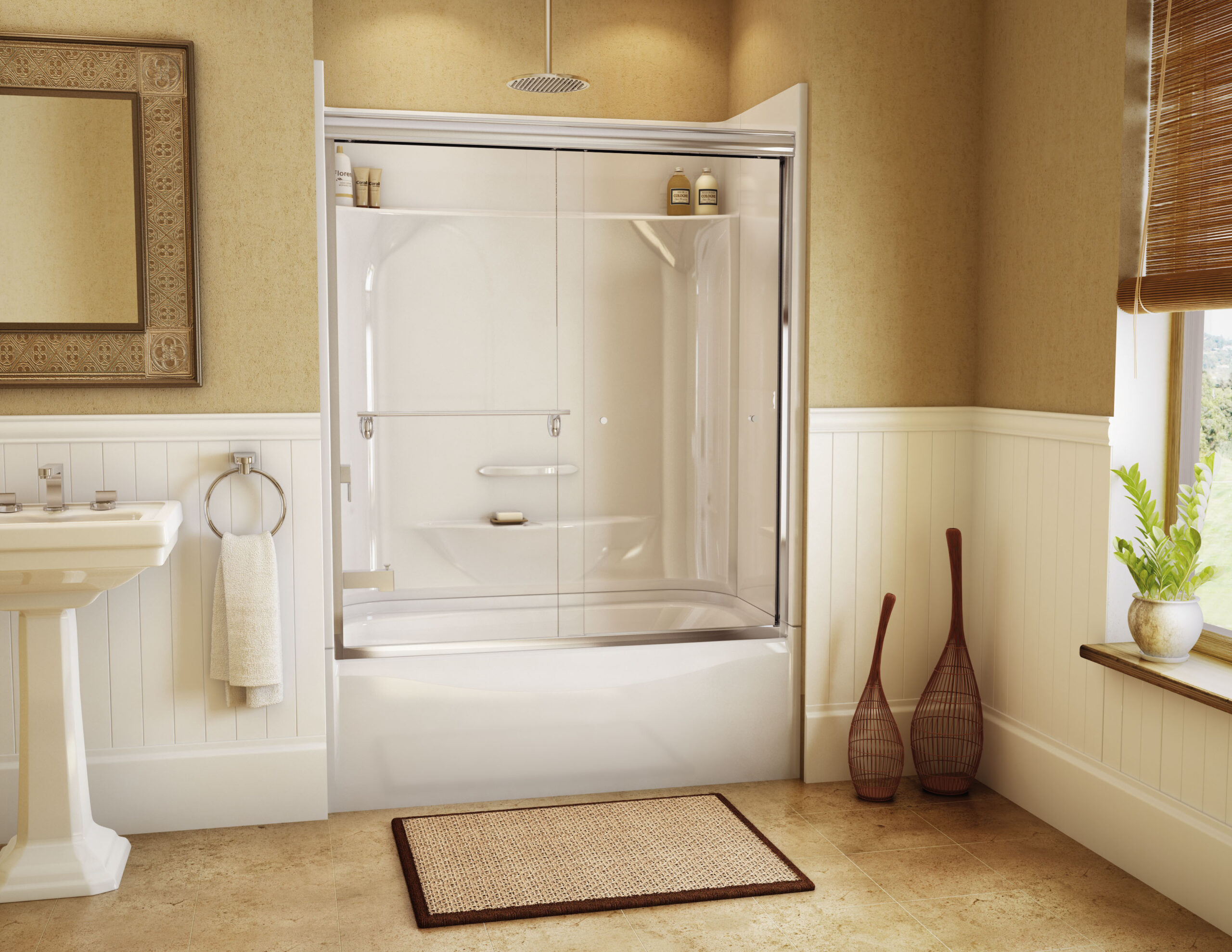 Make Your Bathroom Exciting By Installing the Right Kind of Bathroom Vanity Cabinets