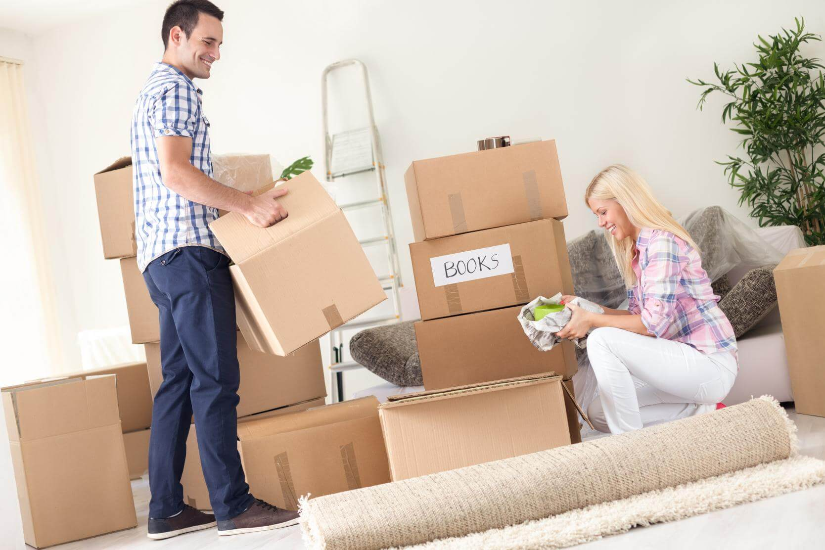 Contact with reliable contractor to get high-quality relocation service